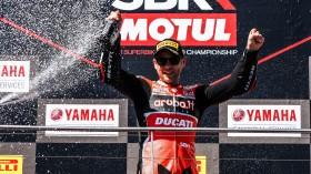Alvaro Bautista, Aruba.it Racing-Ducati, Phillip Island RACE 1