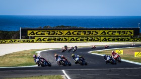WorldSBK, Phillip Island Tissot Superpole RACE
