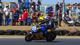 RAndy Krummenacher, BARDAHL Evan Bros. WorldSSP Team, Phillip Island RACE