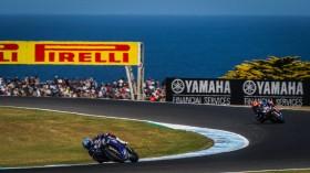 Marco Melandri, GRT Yamaha WorldSBK, Phillip Island Tissot RACE 2