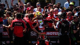 Alvaro Bautista, Aruba.it Racing-Ducati, Phillip Island Tissot Superpole RACE