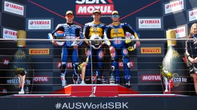 Podium, Phillip Island RACE