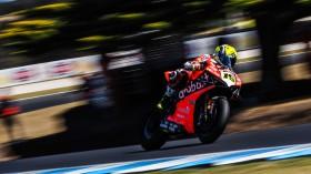 Alvaro Bautista, Aruba.it Racing-Ducati, Phillip Island RACE 2