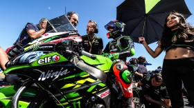 Leon Haslam, Kawasaki Racing Team WorldSBK, Phillip Island Tissot Superpole RACE