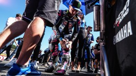 Alex Lowes, Pata Yamaha WorldSBK Team, Phillip Island Tissot Superpole RACE