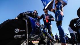 Sandro Cortese, GRT Yamaha WorldSBK, Phillip Island Tissot Superpole RACE
