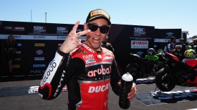 Alvaro Bautista, Aruba.it Racing - Ducati, Phillip Island Tissot Superpole RACE