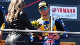 Federico Caricasulo, BARDAHL Evan Bros. WorldSSP Team, Phillip Island RACE
