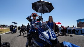 Jules Cluzel, GMT94 Yamaha, Phillip Island RACE
