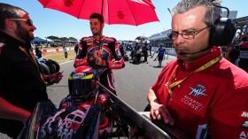 Federico Fuligni, MV AGUSTA Reparto Corse, Phillip Island RACE