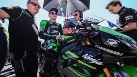 Lucas Mahias, Kawasaki Pucceti Racing, Phillip Island RACE