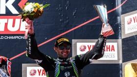 Leon Haslam, Kawasaki Racing Team WorldSBK, Phillip Island RACE 2