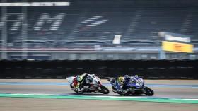 Sandro Cortese, GRT Yamaha WorldSBK, Leandro Mercado, Orelac Racing VerdNatura, Buriram FP2