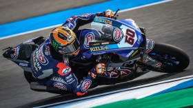 Michael van der Mark, Pata Yamaha WorldSBK Team, Buriram FP2