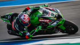 Leon Haslam, Kawasaki Racing Team WorldSBK, Buriram FP2