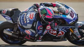 Alex Lowes, Pata Yamaha WorldSBK Team, Buriram FP2