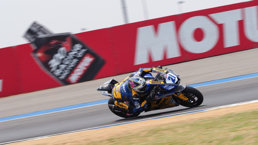 Randy Krummenacher, BARDAHL Evan Bros. WorldSSP Team, Buriram FP2