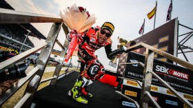 Alvaro Bautista, Aruba.it Racing-Ducati, Buriram RACE 1