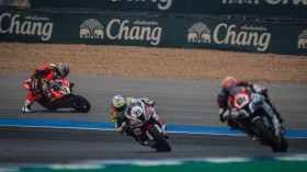 WorldSBK, Buriram RACE 1