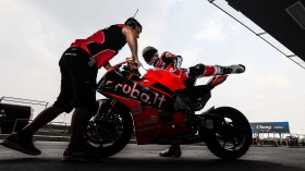 Chaz Davies, Aruba.it Racing-Ducati, Buriram Tissot Superpole