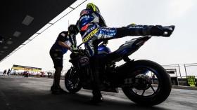 Sandro Cortese, GRT Yamaha WorldSBK, Buriram Tissot Superpole