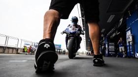 Marco Melandri, GRT Yamaha WorldSBK, Buriram Tissot Superpole