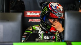 Leon Haslam, Kawasaki Racing Team WorldSBK, Buriram Tissot Superpole
