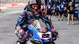 Alex Lowes, Pata Yamaha WorldSBK Team, Buriram Tissot Superpole