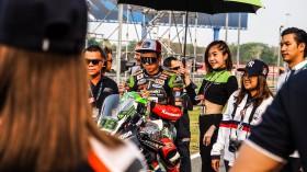 Thitipong Warokorn, Kawasaki Thailand Racing Team, Buriram RACE 1