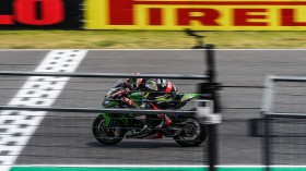 Jonathan Rea, Kawasaki Racing Team WorldSBK, Buriram issot Superpole