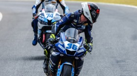 Thomas Gradinger, Kallio Racing, Buriram Tissot Superpole