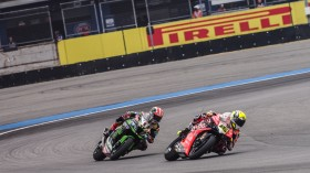 Alvaro Bautista, Aruba.it Racing-Ducati, Jonathan Rea, Kawasaki Racing Team WorldSBK, Buriram RACE 1