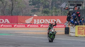 Jonathan Rea, Kawasaki Racing Team WorldSBK, Buriram RACE 1