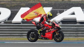Alvaro Bautista, Aruba.it Racing - Ducati, Buriram RACE 1