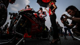 Alvaro Bautista, Aruba.it Racing-Ducati, Buriram Tissot Superpole Race