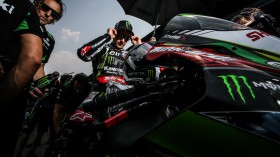 Jonathan Rea, Kawasaki Racing Team WorldSBK, Buriram Tissot Superpole Race