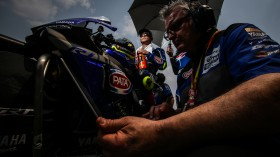 Sandro Cortese, GRT Yamaha WorldSBK, Buriram Tissot Superpole Race