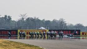 WorldSSP, Buriram RACE