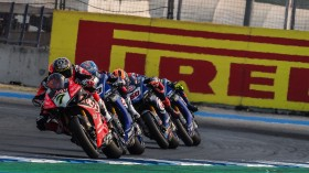Chaz Davies, Aruba.it Racing-Ducati, Buriram RACE 2
