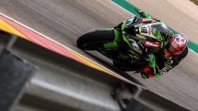 Leon Haslam, Kawasaki Racing Team WorldSBK, Aragon FP2