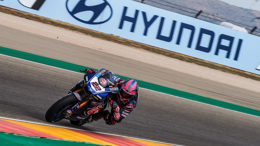 Alex Lowes, Pata Yamaha WorldSBK Team