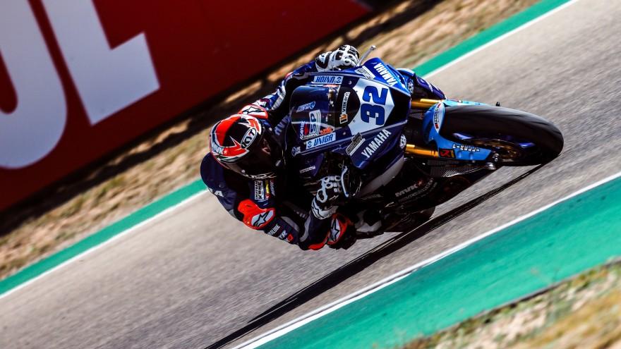 Isaac Vinales, Kallio Racing, Aragon FP1