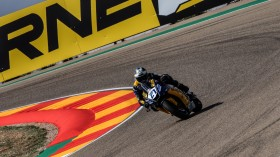 Randy Krummenacher, BARDAHL Evan Bros. WorldSSP Team, Aragon FP1