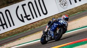 Jules Cluzel, GMT94 Yamaha, Aragon FP1