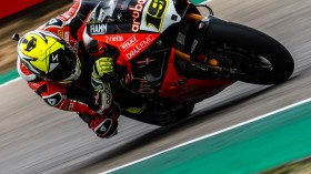 Alvaro Bautista, Aruba.it Racing-Ducati, Aragon FP2
