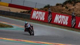 Raffaele De Rosa, MV AGUSTA Reparto Corse, Aragon FP2
