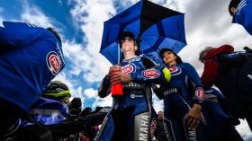 Sandro Cortese, GRT Yamaha WorldSBK, Aragon RACE 1