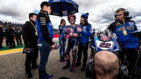 Alex Lowes, Pata Yamaha WorldSBK Team, Aragon RACE 1