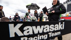 Leon Haslam, Kawasaki Racing Team WorldSBK, Aragon RACE 1