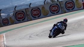 Jules Cluzel, GMT94 Yamaha, Aragon Tissot Superpole